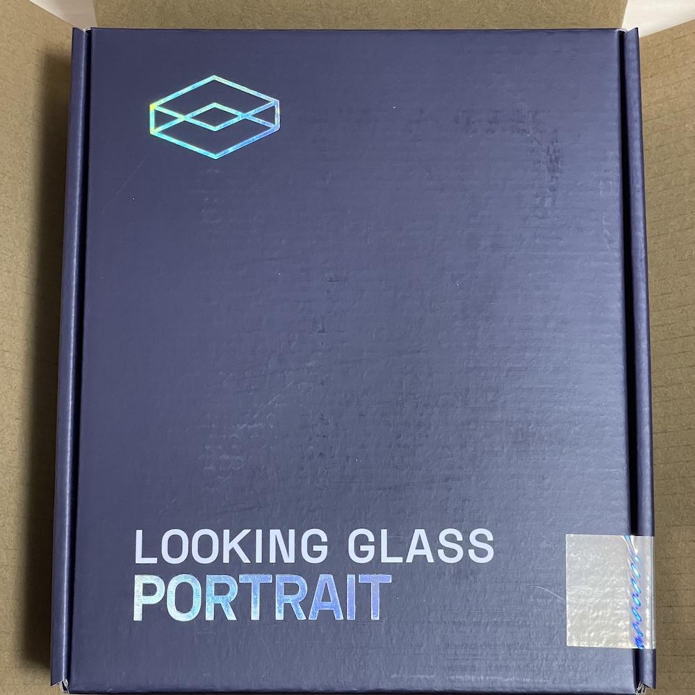 Looking Glass PortraitのUSBメモリを大容量なものに交換する