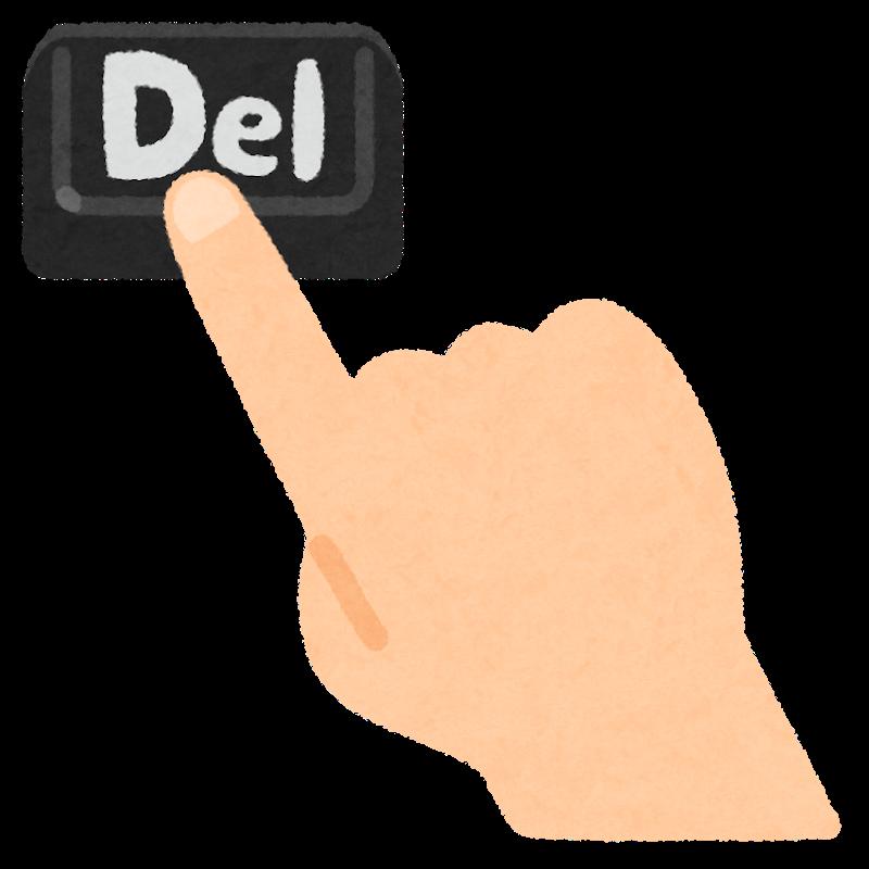macOSで不要なファイル(.DS_Storeや._~)を削除する